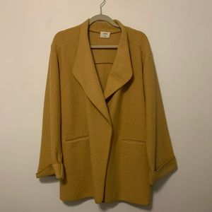 Wilfred boiled wool size small jacket